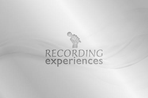 Platinum Recording Studio Experience Gift Voucher