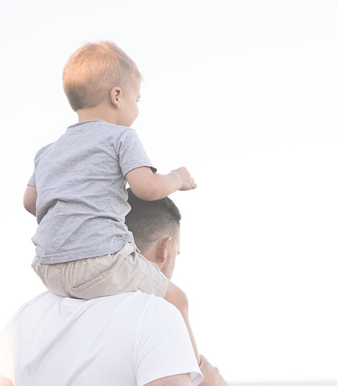 Dad & son - warm & friendly Counselling for Men & Boys who may find it difficult to express their emotions & ask for help.