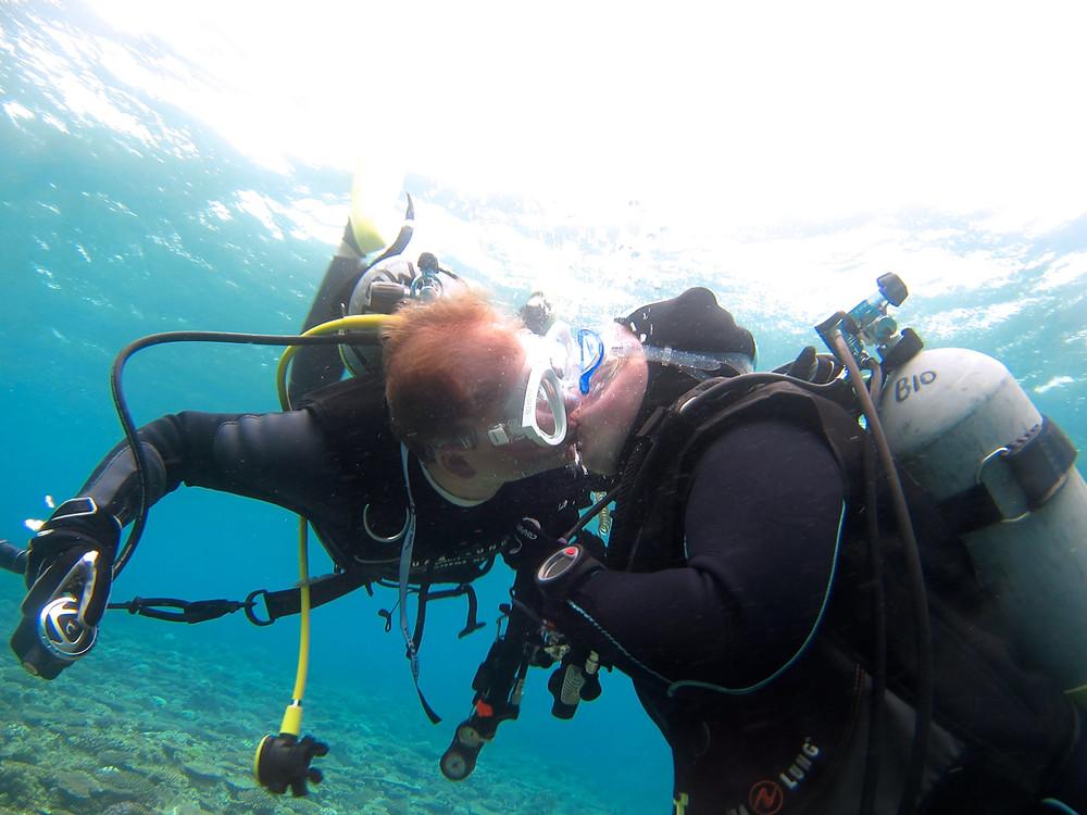 onnason diving