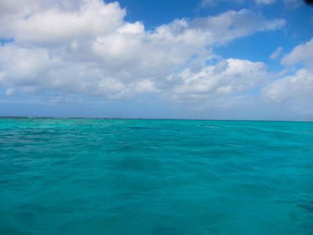 絶好の海日和の中,新たなダイバーの誕生です