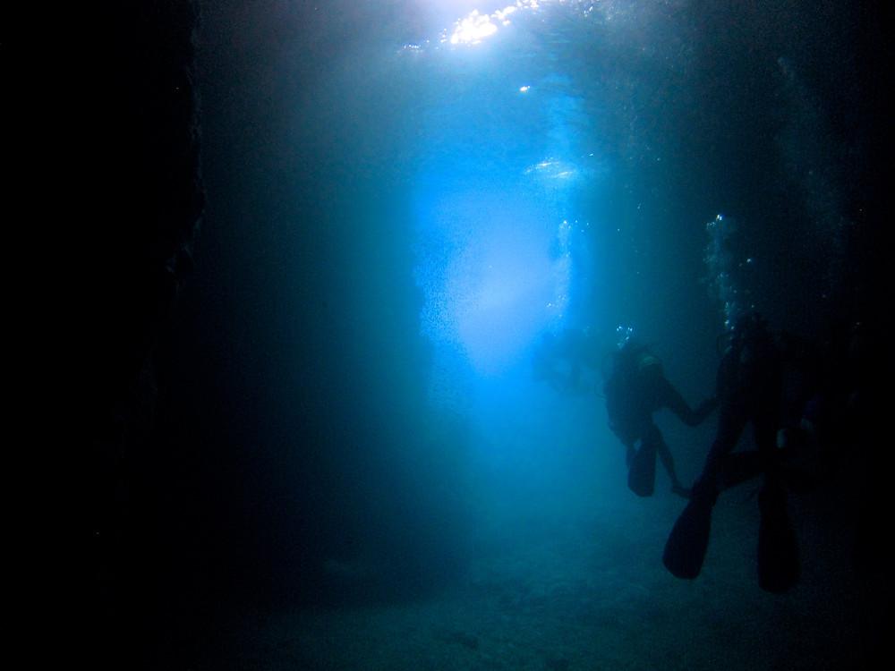 青の洞窟ジンベエザメマダラトビエイファンダイビング