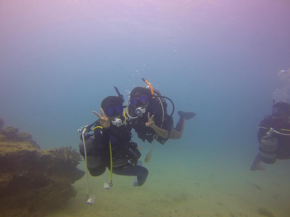 福岡水産ダイビング