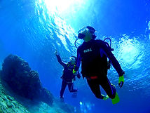 PADI advanced open water diver couse
