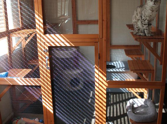 Stud enclosure