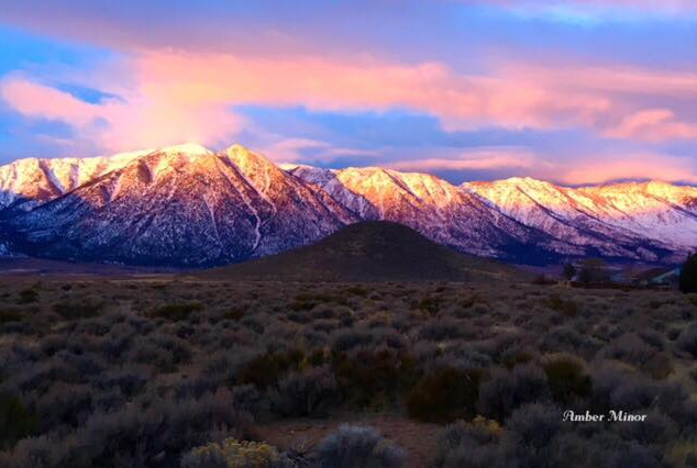 Sierra NV Mountains