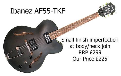 Ibanez AF55-TKF Semi-Acoustic   30580H
