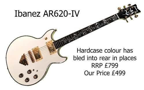 Ibanez AR620-IV Artist Model 25346P