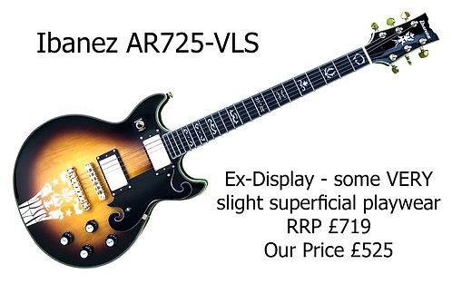 Ibanez AR725-VLS