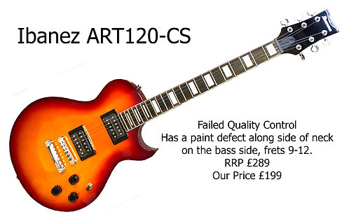 Ibanez ART120-CS 30598P