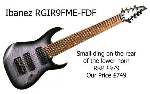 Ibanez RGIR9FME-FDF 29956H