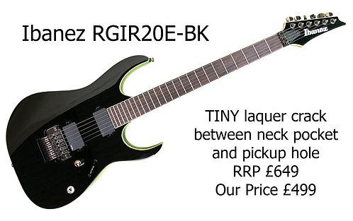 Ibanez RGIR20E-BK   Edge Zero 2    22252H