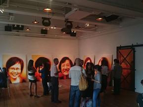 Solo exhibition, 2015, Hong Kong
