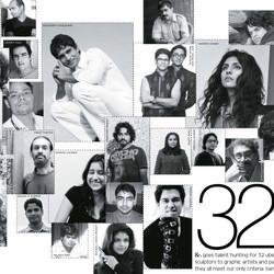"""32 Mind creative"", & magazine,"