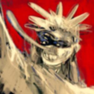 Siddharth Choudary_iPad drawing_carricature_Statue of Liberty