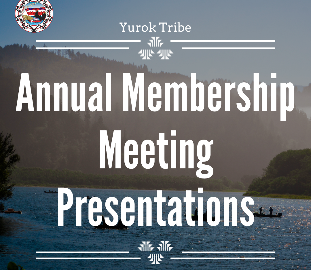 Annual Membership Meeting Presentations