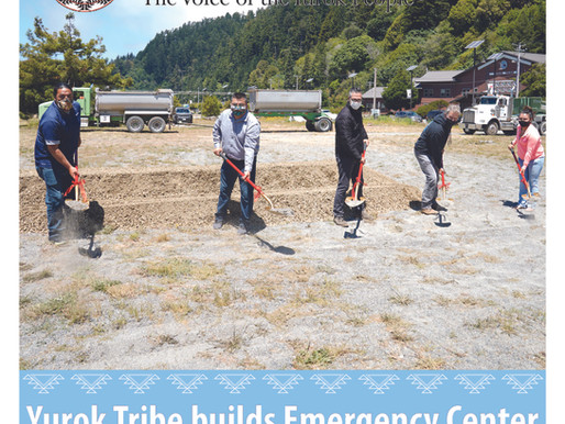 Yurok Today - The Voice of the Yurok People