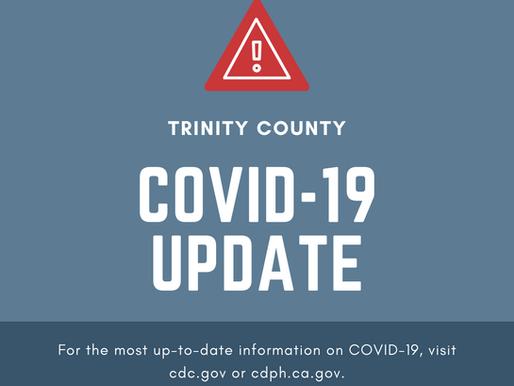 Trinity County: Public Service Announcement