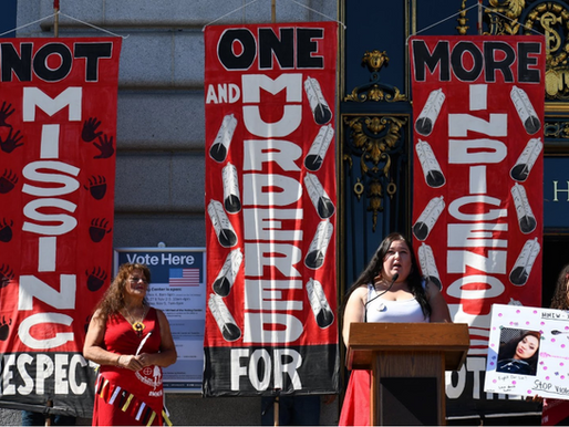 Yurok Chief Justice Abby Abinanti interviewed MMIWG2