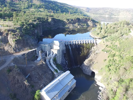 Feds Approve Partial Transfer of Ownership of Four Hydroelectric Dams on the Klamath