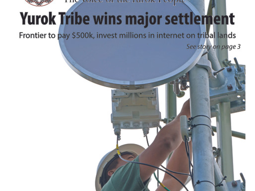 Yurok Today - The Voice of the Yurok People - April Edition