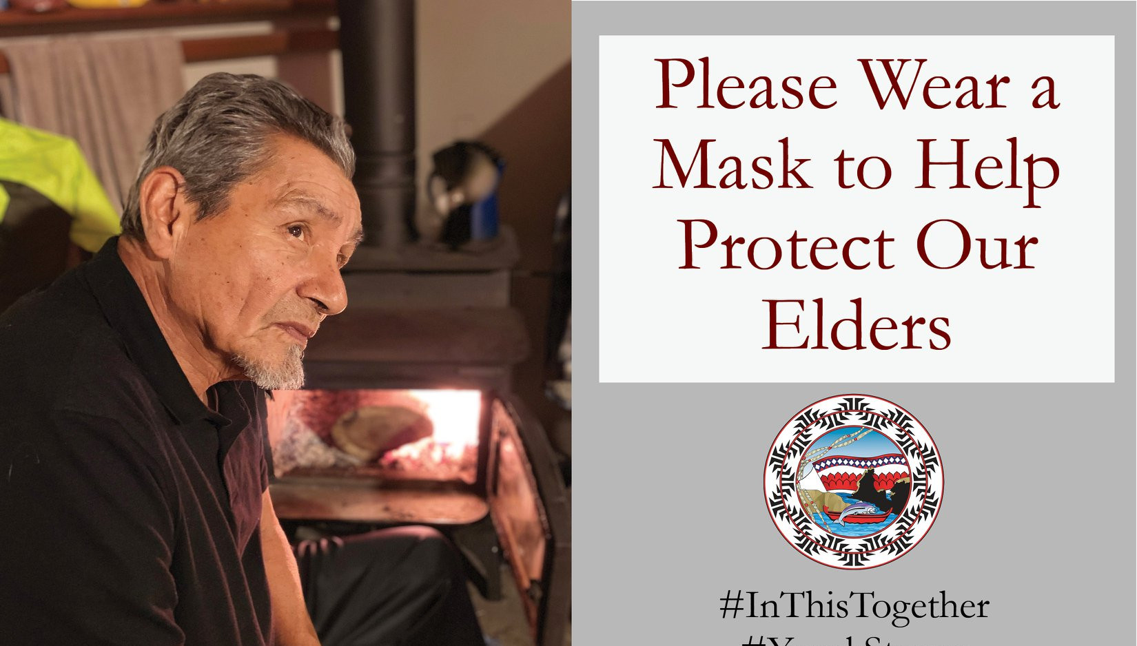 Please Wear a Mask to Help Protect Our Elders
