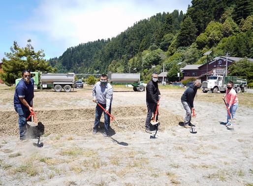 Yurok Tribe Breaks Ground on New Emergency Operations Center