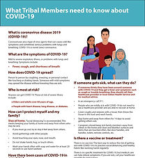 What Tribal Members Need to Know About C