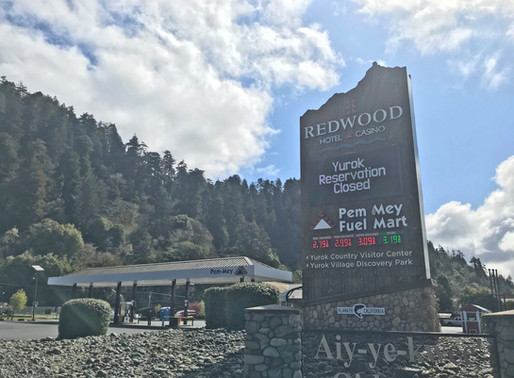 Yurok Tribe Issues Reminder about Reservation Closure