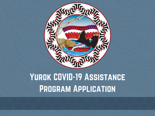 Yurok Tribal Council Provides Relief Funding to Citizens