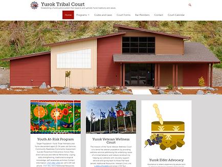 Yurok Tribal Court Websitew.png