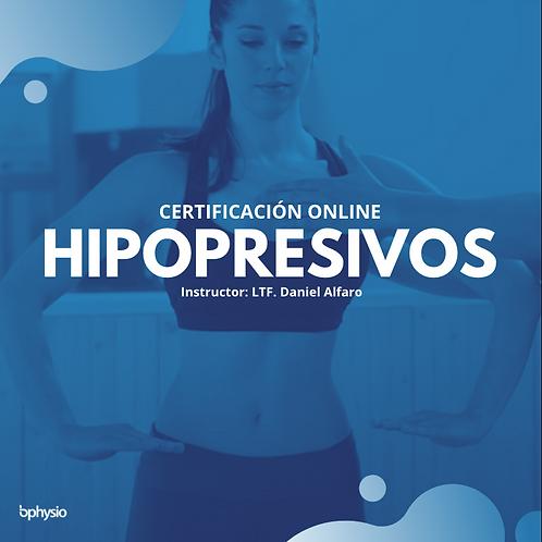 Hipopresivos Certificación Online