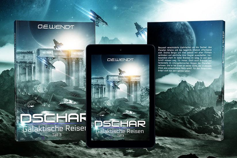 Sciencefiction Abenteuer: Dschar Teil 3