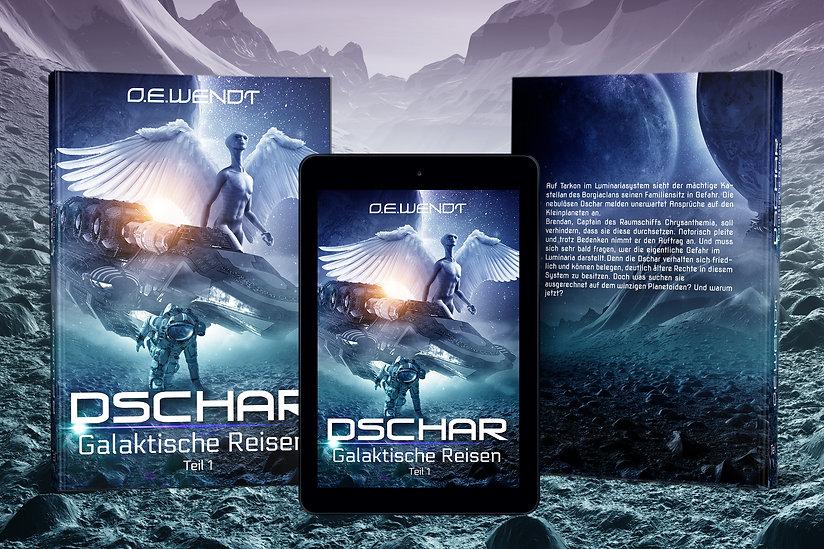 Sciencefiction Abenteuer: Dschar Teil 1