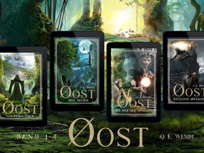 Cover Øost-Saga