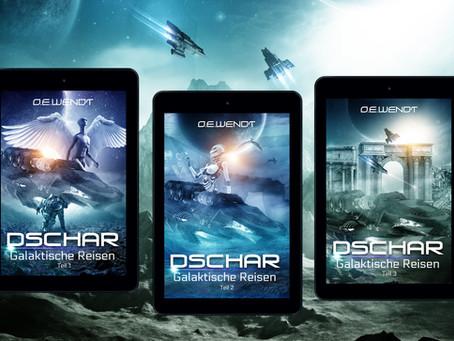 Die Dschar-Trilogie: Jetzt im Handel!