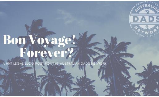 Bon Voyage! Forever?