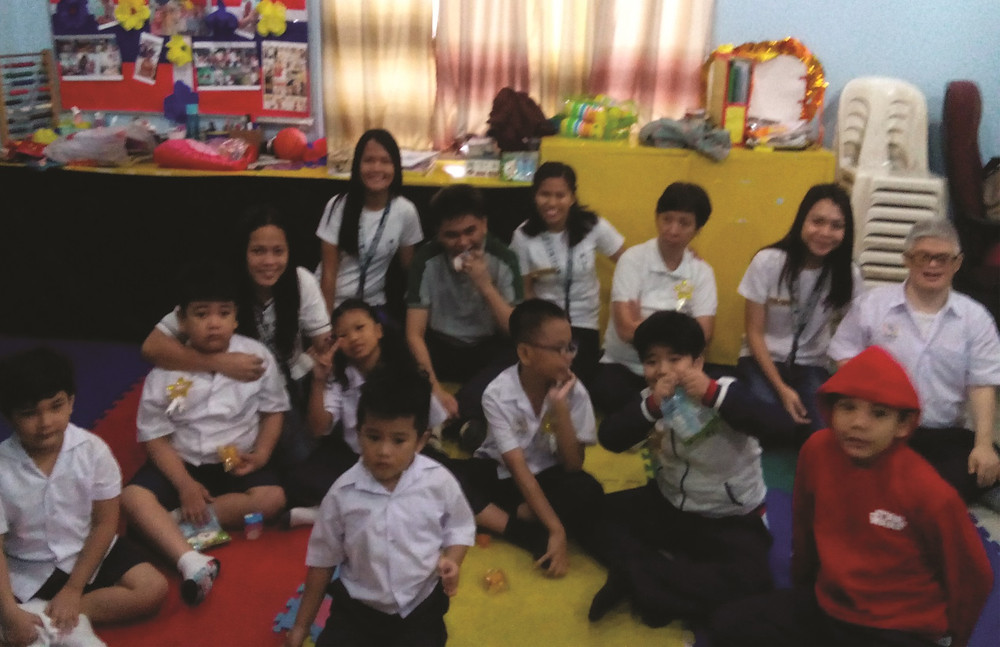 UMAK Students Outreach Program 2018