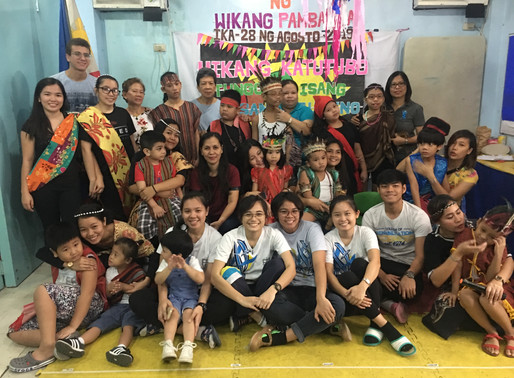 Buwan ng Wika Celebration 2019