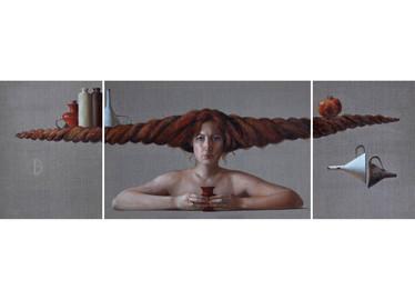Olga Beckmann im Art & Antik