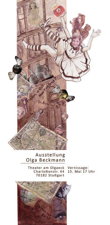 Ausstellung im Theater am Olgaeck Stuttgart 05.2011