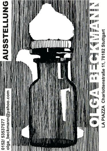 Ausstellung in La Piazza, Stuttgart 05.2012-06.2012
