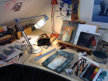 Neuigkeiten aus meinem Atelier