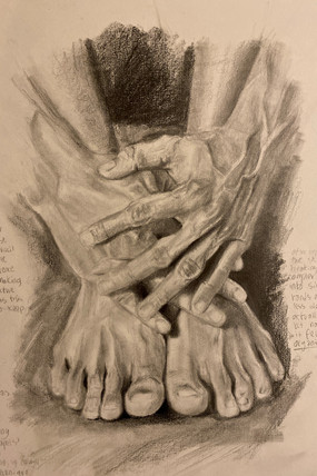 Hand and Feet Study