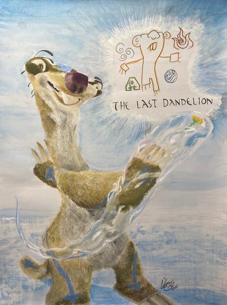 The Last Dandelion