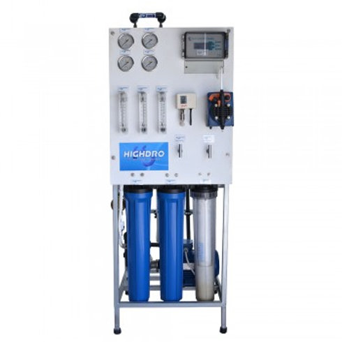 AQ-200BW | Αφαλάτωση υφάλμυρου νερού 5 m3 / ημέρα