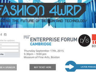 A Glimpse of Fashion 4WRD: Invited Speakers