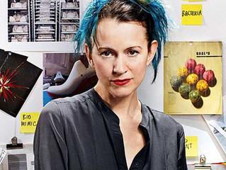 A Glimpse of Fashion 4WRD: Suzanne Lee