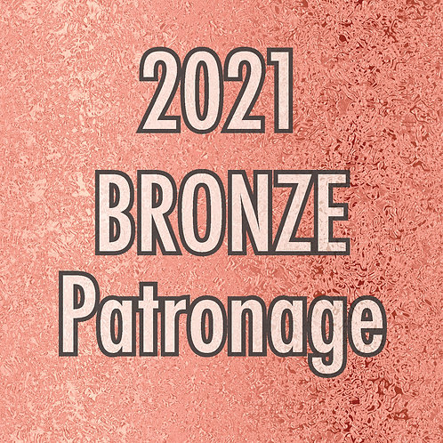 2021 Bronze Patronage
