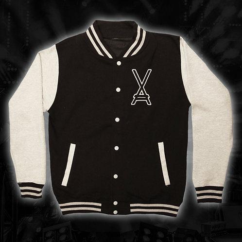 'CueStack' Varsity Jacket