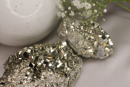 Pyrite Cluster